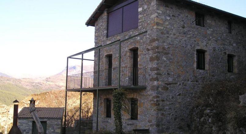 Casas El Horno Y La Herreria