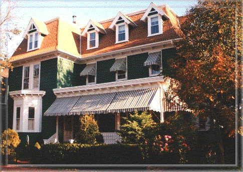 The John Penrose Virden House